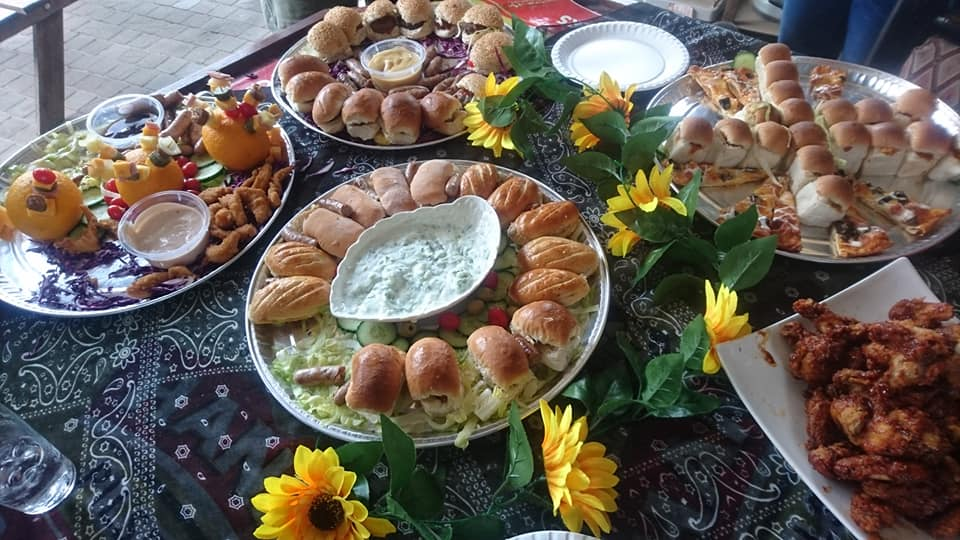 platters for functions