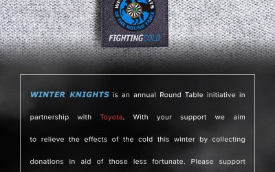 Fighting Cold together with Winter Knights